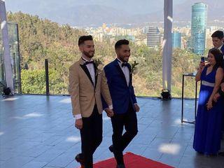 El matrimonio de Marcelo  y Alexander  2