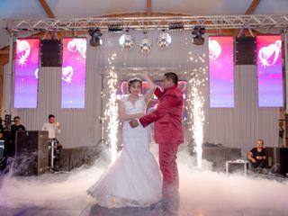 El matrimonio de Caroline y Esteban  1