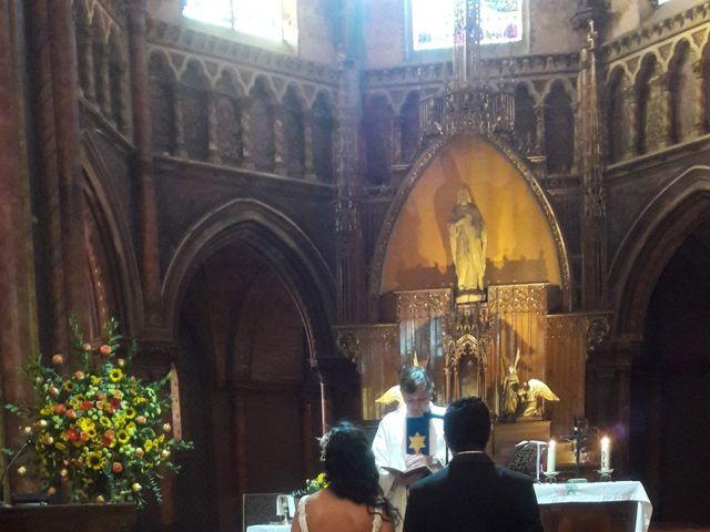 El matrimonio de Karina y Sebastián en Recoleta, Santiago 4