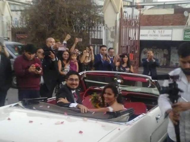 El matrimonio de Karina y Sebastián en Recoleta, Santiago 6