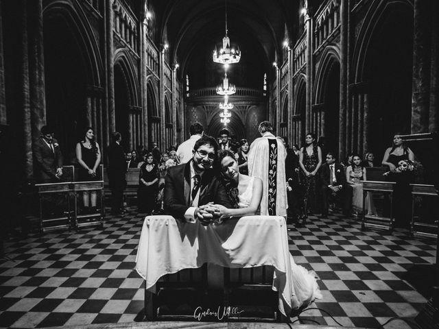 El matrimonio de Karina y Sebastián en Recoleta, Santiago 2