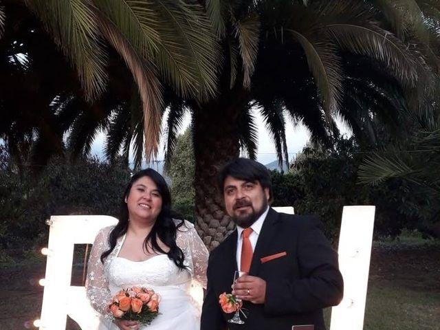 El matrimonio de Ricardo y Natalia  en Olmué, Quillota 5