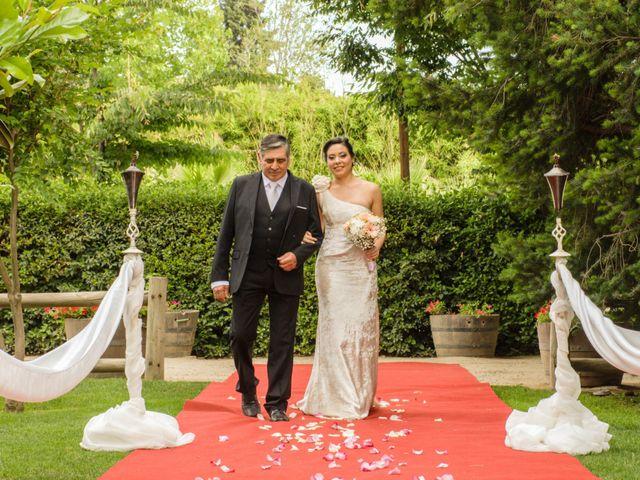 El matrimonio de Pablo y Gabriela en Graneros, Cachapoal 8