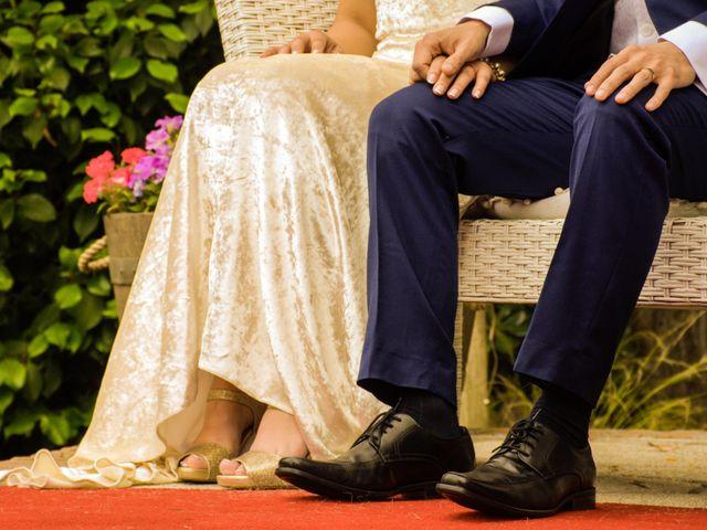 El matrimonio de Pablo y Gabriela en Graneros, Cachapoal 13
