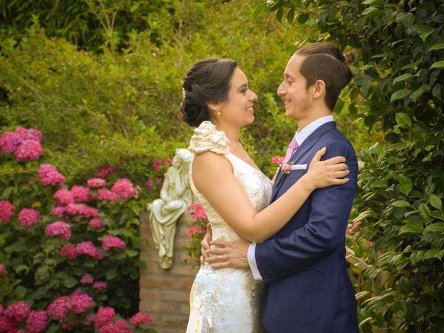 El matrimonio de Pablo y Gabriela en Graneros, Cachapoal 21