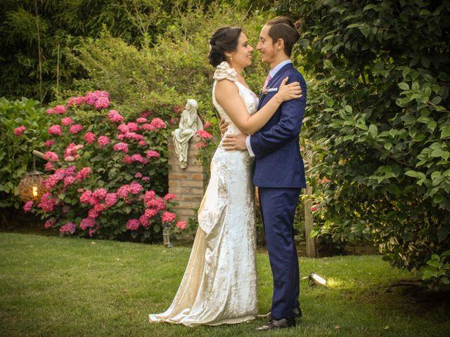 El matrimonio de Pablo y Gabriela en Graneros, Cachapoal 22
