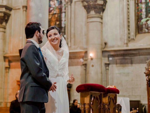 El matrimonio de Valeska y Pablo