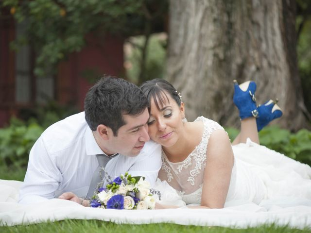 El matrimonio de Javiera y Cristobal