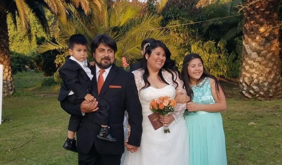 El matrimonio de Ricardo y Natalia  en Olmué, Quillota