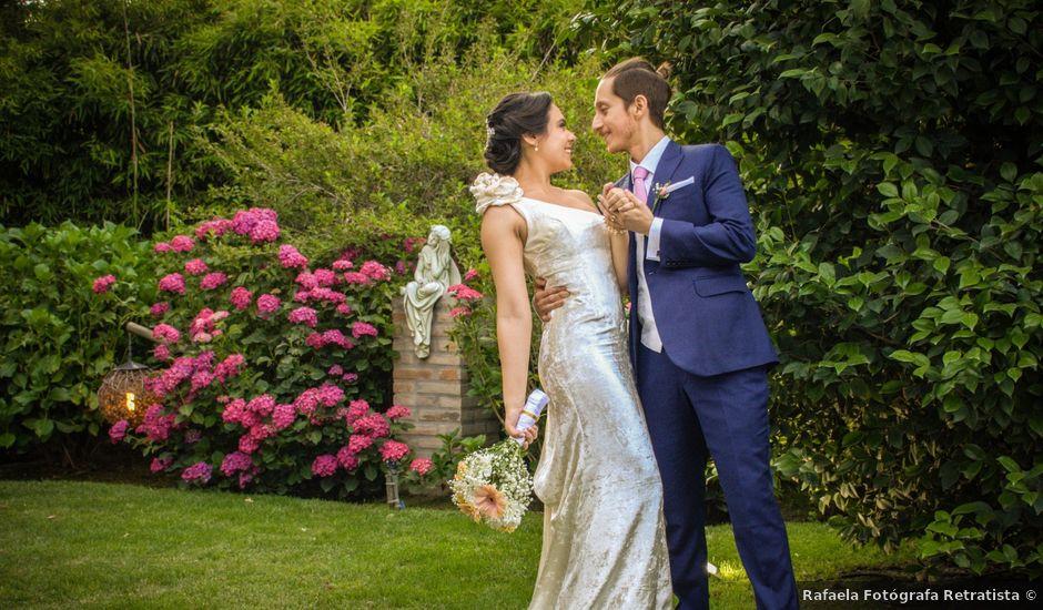 El matrimonio de Pablo y Gabriela en Graneros, Cachapoal