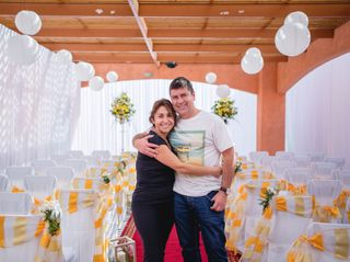 El matrimonio de Monica y Rodrigo 3