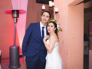 El matrimonio de Monica y Rodrigo