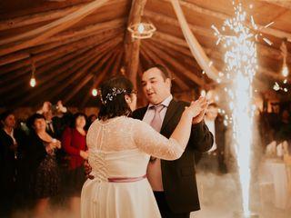 El matrimonio de Carla y Mauro