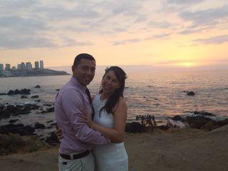 El matrimonio de Camila  y Emilio