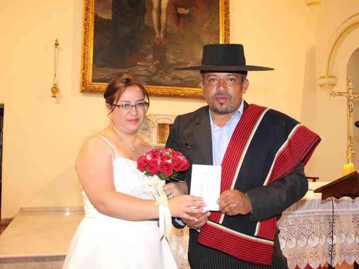 El matrimonio de Vicky y Daniel