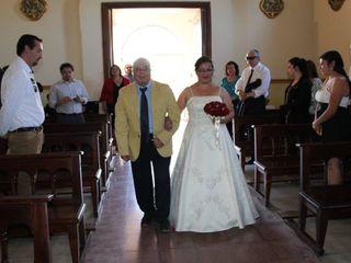 El matrimonio de Vicky y Daniel 3