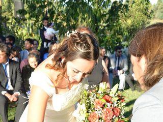 El matrimonio de Alicia y Michael  1