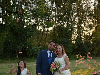 El matrimonio de Alicia y Michael  2