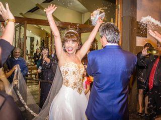 El matrimonio de Mónica  y Juan Guillermo  3