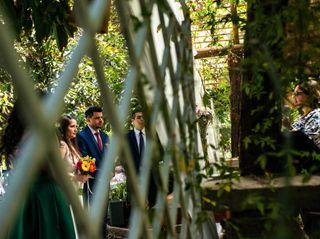 El matrimonio de Patricia y Francisco 2