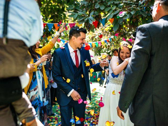 El matrimonio de Francisco y Patricia en Buin, Maipo 2