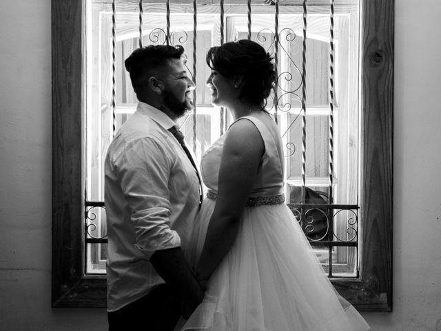 El matrimonio de Guiselle y Maicol