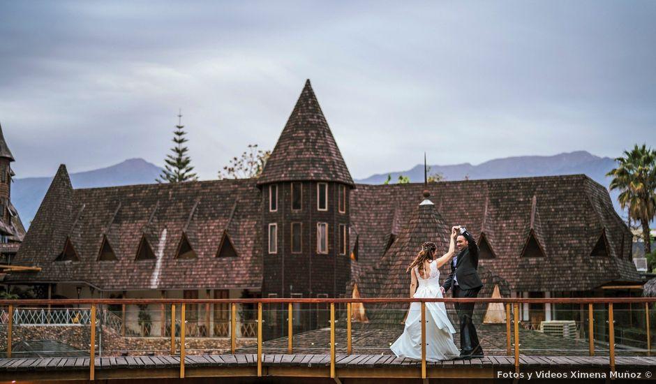 El matrimonio de Nicolás y Catalina en Las Condes, Santiago