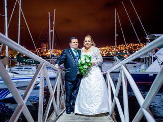 El matrimonio de Ana María y Luis 2