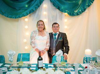 El matrimonio de Ana María y Luis