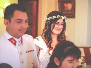 El matrimonio de Romina y Christopher 3
