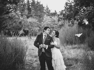 El matrimonio de Bernardita y Roberto