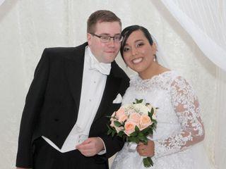 El matrimonio de Nicole  y Joacim  3