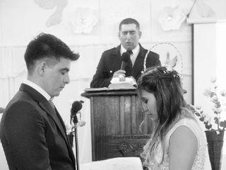 El matrimonio de Solange  y Jeremias 3