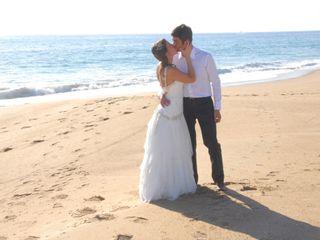 El matrimonio de Verónica y Mauricio 1