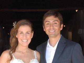 El matrimonio de Verónica y Mauricio