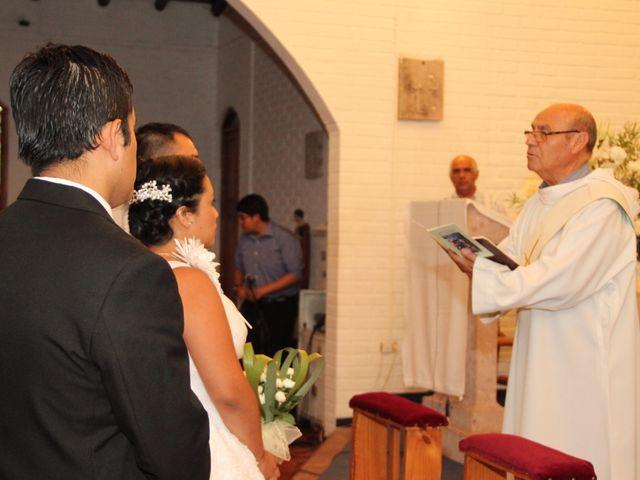 El matrimonio de Williams y Isolina en San Fernando, Colchagua 19