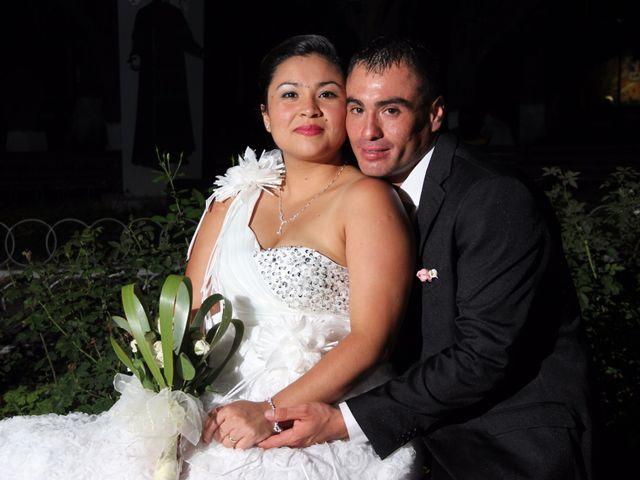 El matrimonio de Isolina y Williams