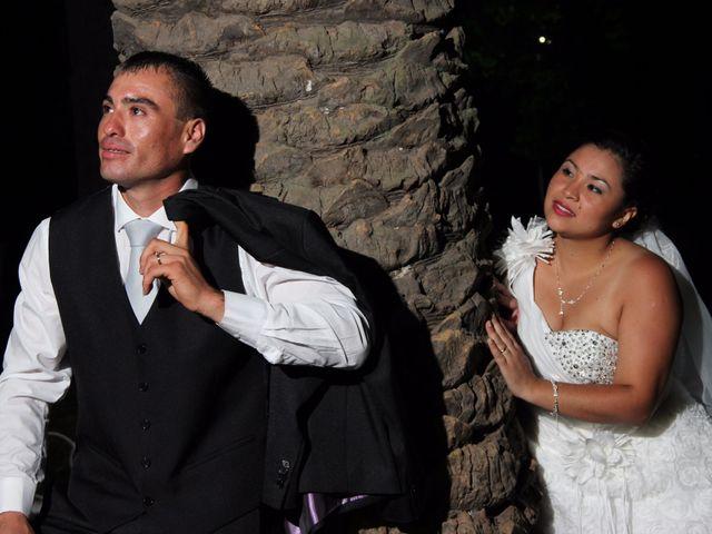 El matrimonio de Williams y Isolina en San Fernando, Colchagua 1