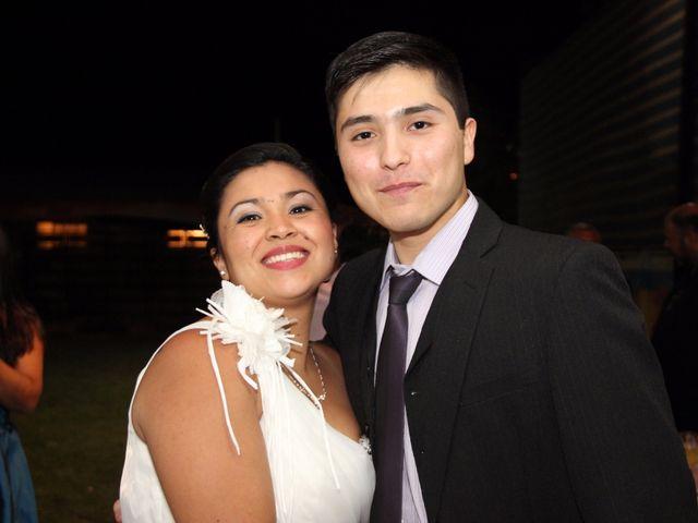 El matrimonio de Williams y Isolina en San Fernando, Colchagua 42