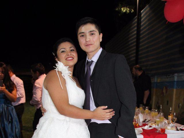 El matrimonio de Williams y Isolina en San Fernando, Colchagua 43