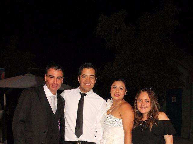 El matrimonio de Williams y Isolina en San Fernando, Colchagua 47