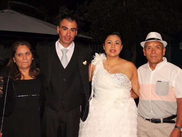 El matrimonio de Williams y Isolina en San Fernando, Colchagua 48