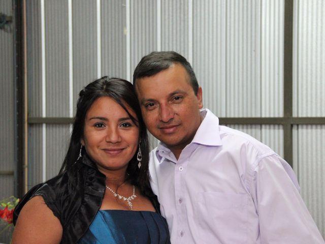 El matrimonio de Williams y Isolina en San Fernando, Colchagua 55