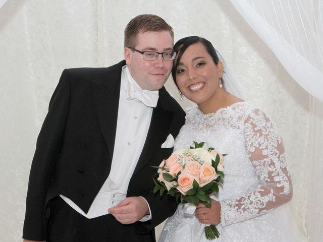 El matrimonio de Nicole  y Joacim