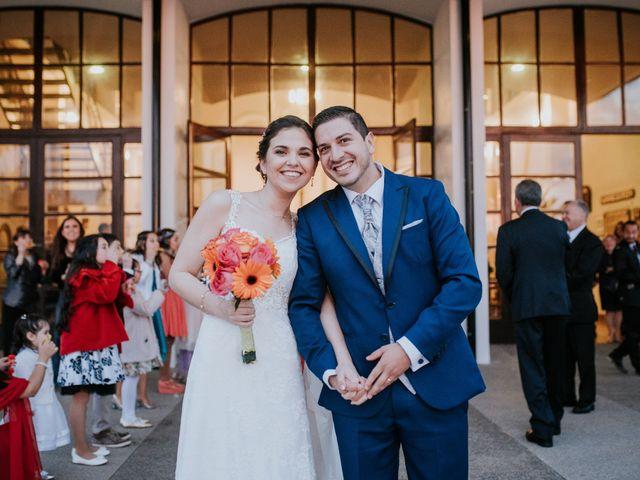 El matrimonio de Mayte y Álvaro