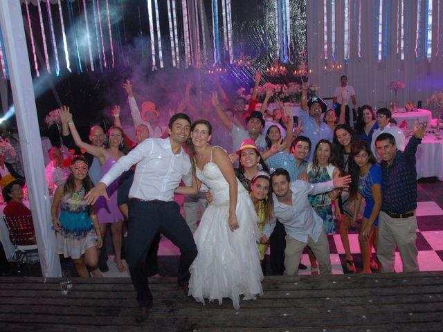 El matrimonio de Mauricio y Verónica en Algarrobo, San Antonio 1