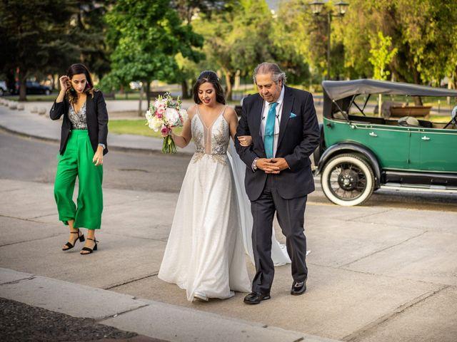 El matrimonio de Guillermo y Bárbara en Vitacura, Santiago 7