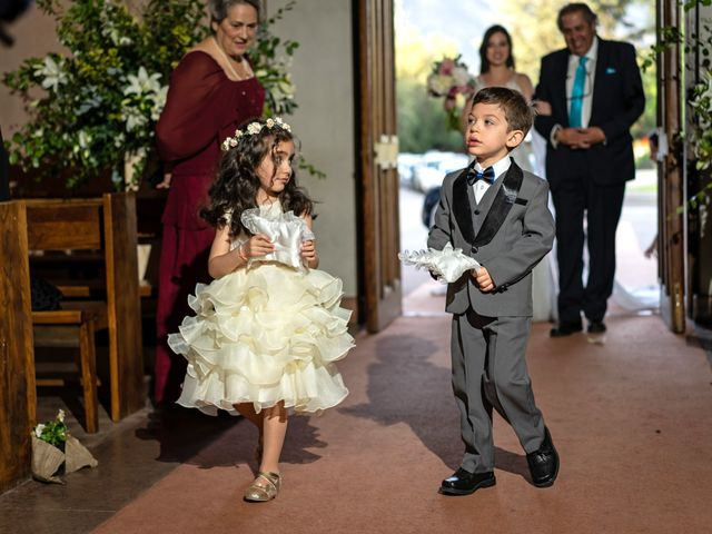 El matrimonio de Guillermo y Bárbara en Vitacura, Santiago 8