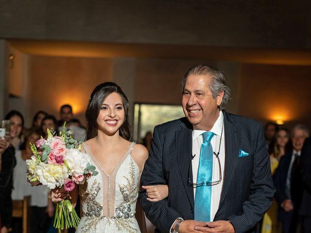 El matrimonio de Guillermo y Bárbara en Vitacura, Santiago 9