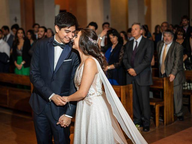 El matrimonio de Guillermo y Bárbara en Vitacura, Santiago 10